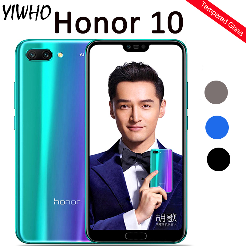 Tempered Glass For Huawei Honor 10 Protective Glass On Honor 10 COL-L29 Honor10 Honer 10 5.84