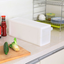 1PC Storage Drawer Make Up Organizer Kitchen Accessories Food Container
