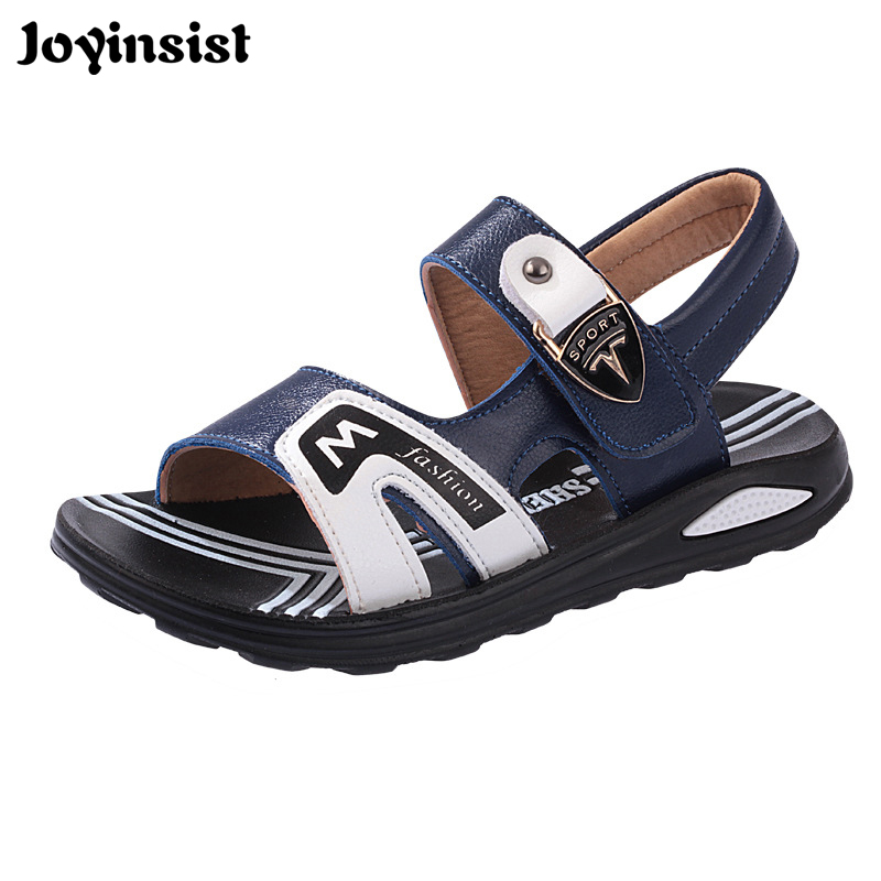 2018 summer new childrens sandals lightweight waterproof boy Korean version of the sandals