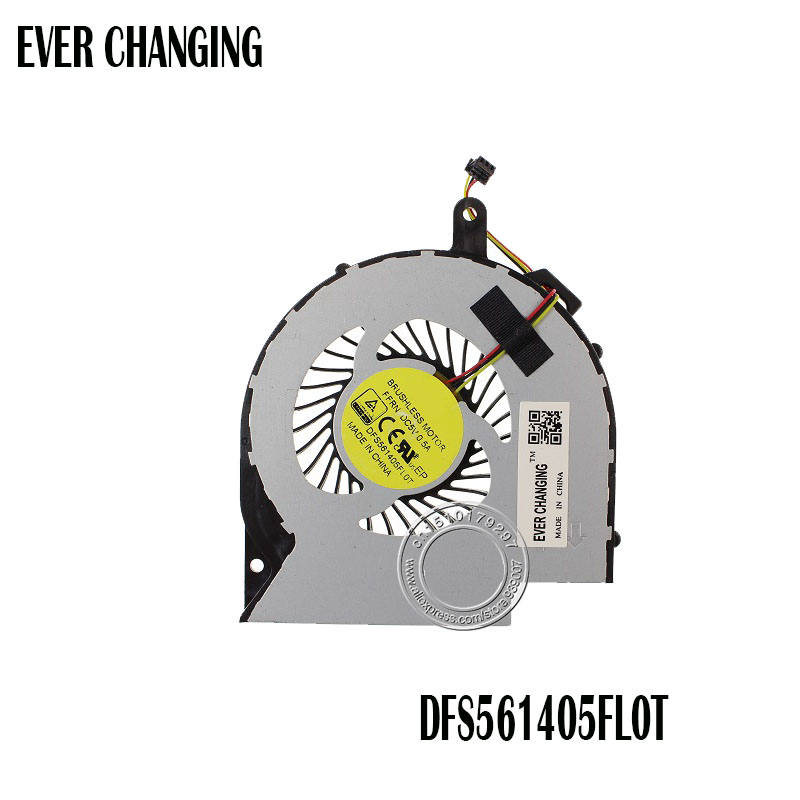 COOLING REVOLUTION NEW FOR LG 15N540 CPU COOLING FAN DFS561405FL0T|cpu cooling|cpu cooling fan|cooling fan - title=