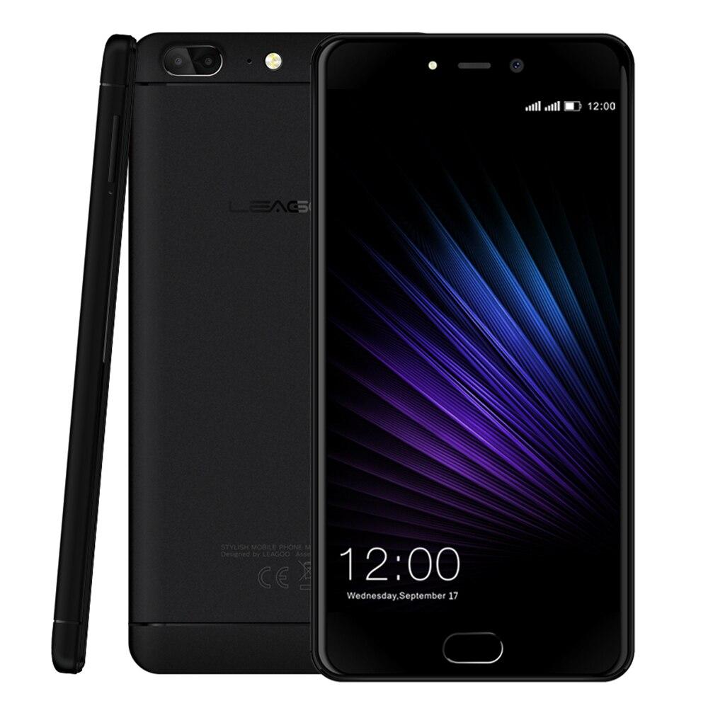 Leagoo T5 4G Smartphone 5 5 inch Android 7 0 Octa Core 4GB RAM 64GB ROM