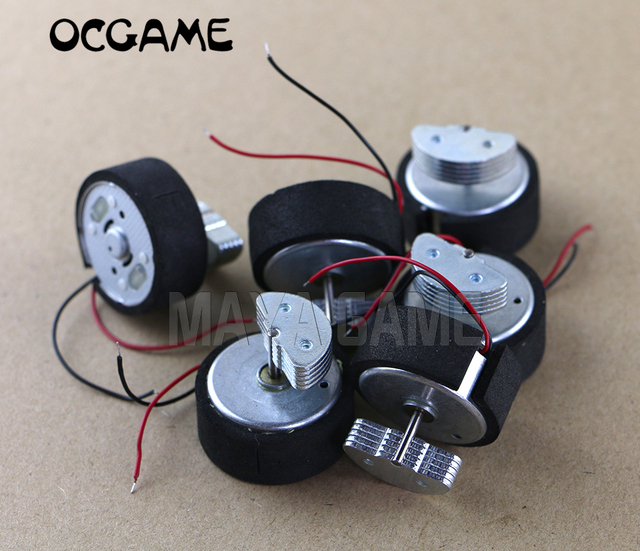 OCGAME Repair parts Original Left L Rumble big Motor for XBOX one xboxone controller replacement 10PCS/LOT
