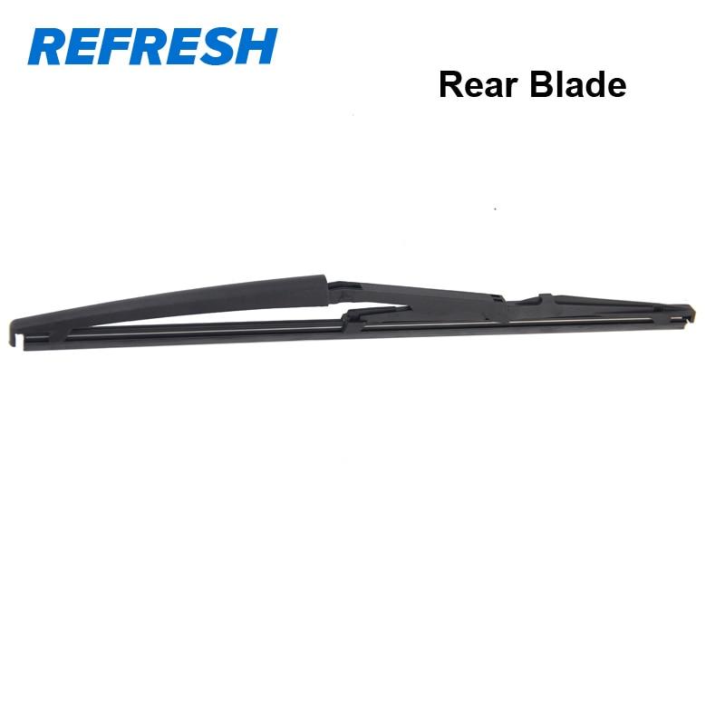 REFRESH Щетки стеклоочистителей для Alfa Romeo 147 Fit Hook / Side Pin Arms 2000 2001 2002 2003 2004 2005 2006 2007 2008 2009