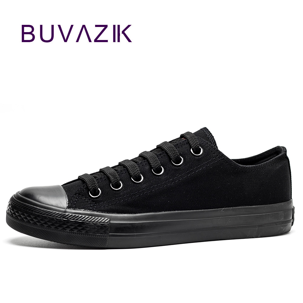 all black canvas shoes womens