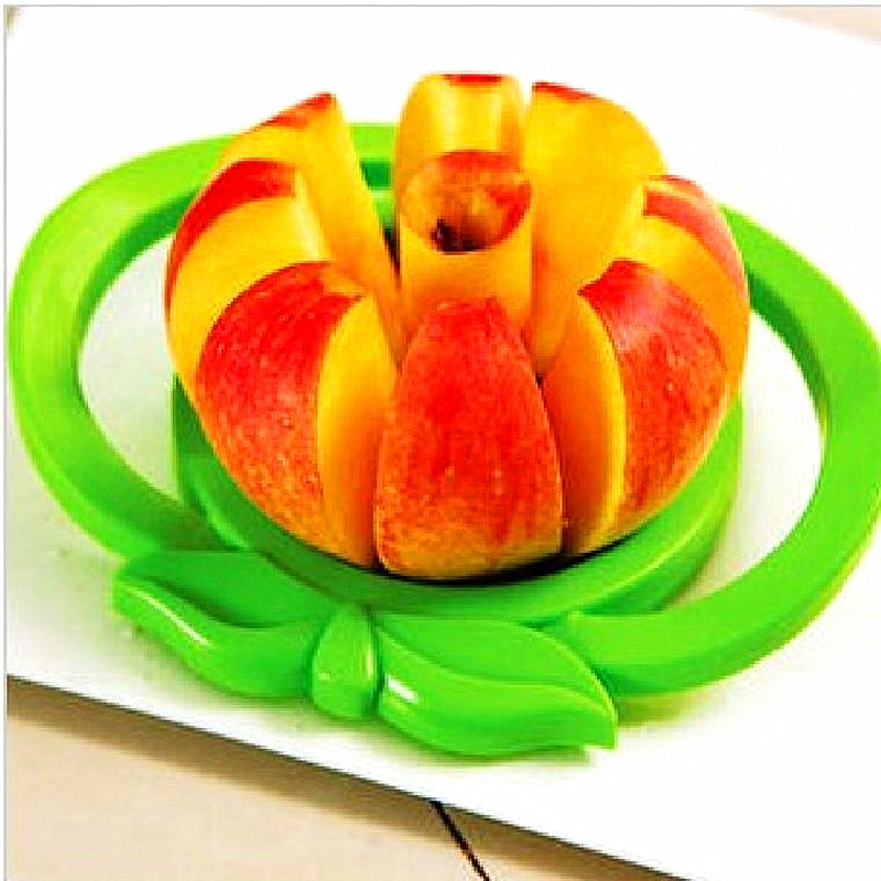 Apple knife Perfect Corer Slicer Easy Cutter Gadgets Cut Fruit Knife Cutter for Apple Pear Kitchen Products #10