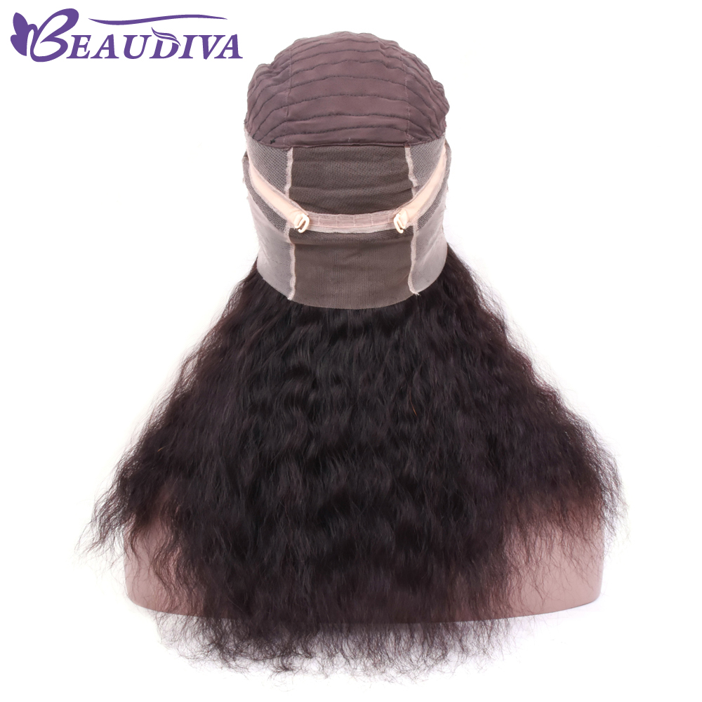 BEAUDIVA Brazilian Curly Human Hair Wigs For Charming Women Remy Hair - Beauty Supply - Photo 5
