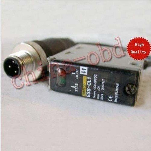 E3S-CL1 Photoelectric Sensor Switch E3SCL1 Sensoring NPN / PNP 10V to 30V  ,free shipping