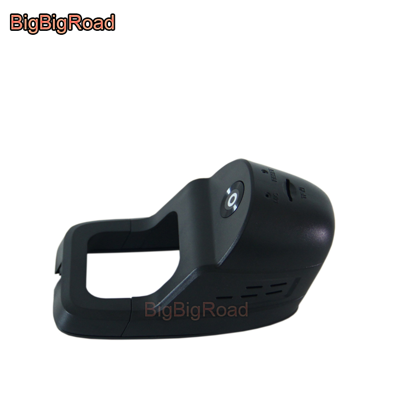 BigBigRoad Car wifi DVR Video Recorder Dash Cam Camera For Opel Adam Insignia Antara For MG 6 GS GT ZS For Acura CDX Black Box