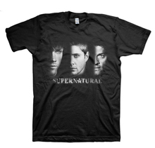 Supernatural Sam, Dan and Castiel T-Shirt