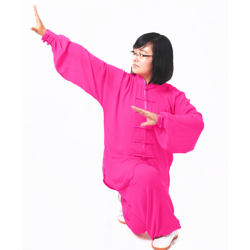 Hot Sell Brand Tai Chi Clothing  Thin Breathable Cotton Linen Clothes And Clothes Kung Fu Martial Arts