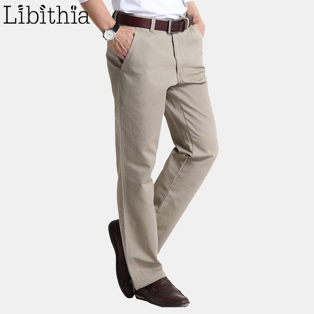 New Arrival Formal Wedding Men Suit Pants For Clical Dress Casual Loose Trousers