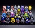 Эксклюзивный Преобразования 30 Шт./компл. Дети Классический Робот Автомобили Игрушки Для Детей Action & Toy Цифры всех Преобразований