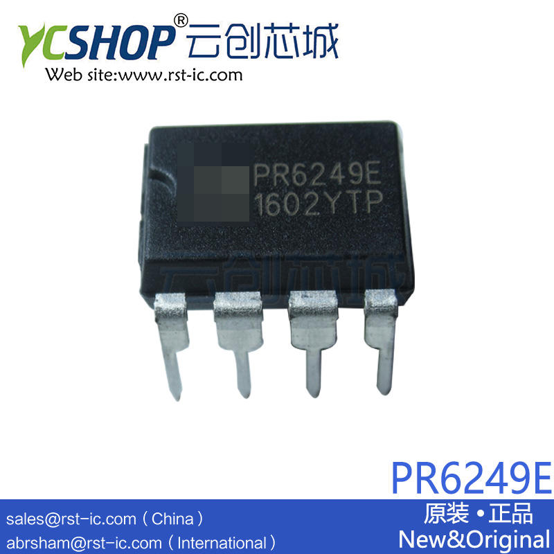 Pwm-Controller For Small And Medium Power-Segments PR6249E 76 Topology 50-Khz Ac-Dc-Induced