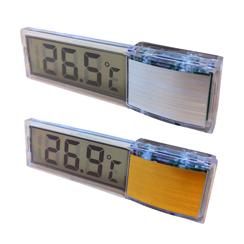 3d Digital Electronic Temperature Measurement Fish Tank High Precision Thermometer Without Voltage #6