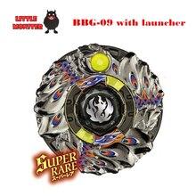 1PCS BEYBLADE METAL FUSION beyblade BBG 09 Thief Phoenic E230GCF Metal Fusion 4D Beyblade With Launcher