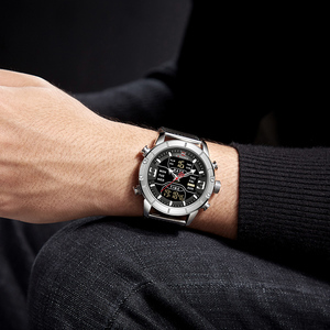 Image 5 - Men Watch Top Luxury Brand Fashion Casual Quartz Wrist Watches Mens Waterproof Military Army Sport LED Clock Relogio Masculino