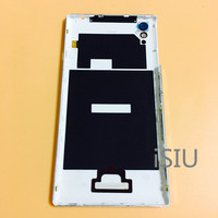 ISIU For Sony Xperia T3 Back Cover Mobile Phone Real Case Battery Door T 3 Housing