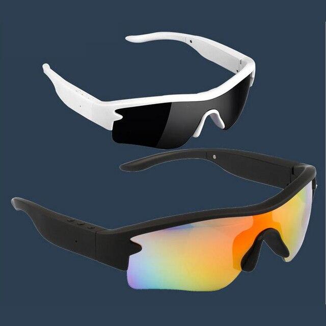Спорт на открытом воздухе Очки Умный Bluetooth 4.0 Стерео Bluetooth-гарнитура Беспроводной Bluethooth Очки