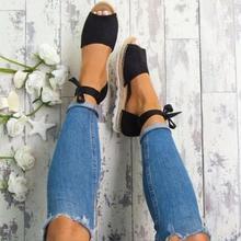 Мода 2017 г. женские Vervel Tieback Босоножки летние с открытым носком дышащие сандалии Женские туфли; 5 Цветов