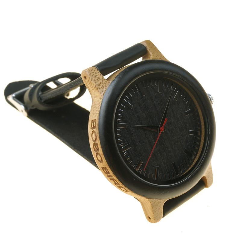 New 2017 Luxury Brand BoBo Bird Watch Men Women Bamboo Watches (24)