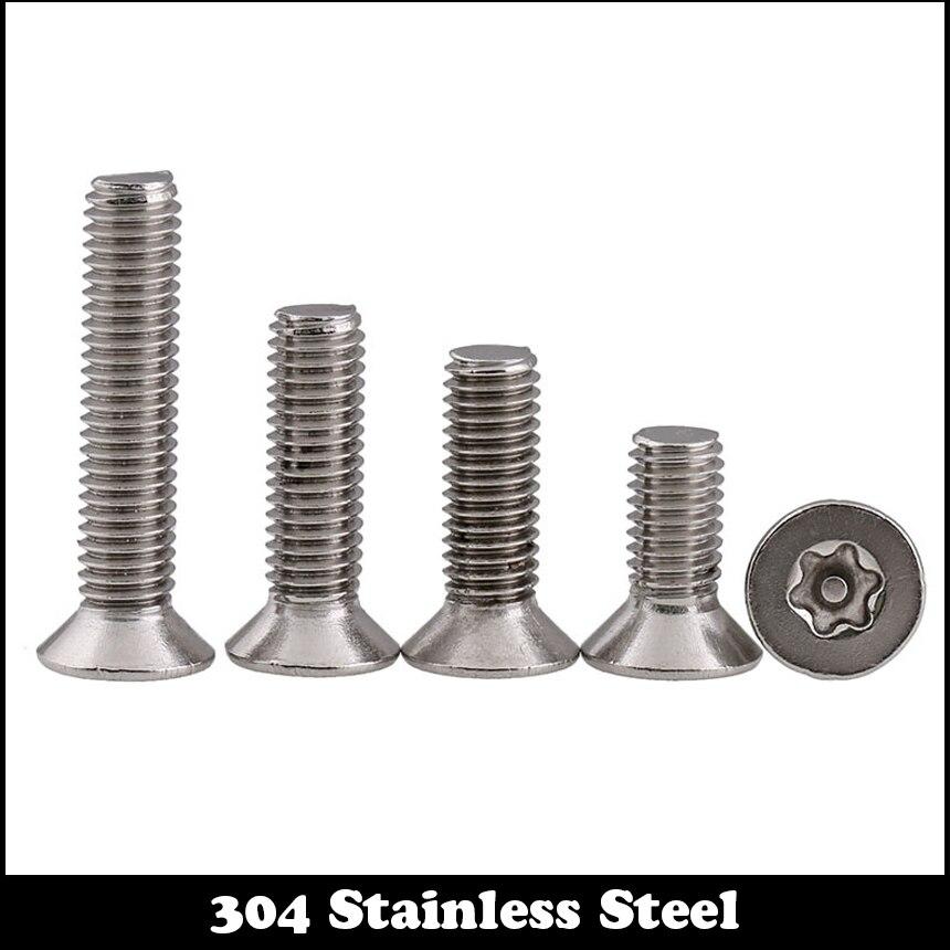 2 mm 2.5 mm 3 mm 4 mm Metric Socket svasata Viti-A2 Inox CSK Allen