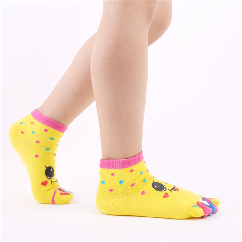 Kids Cotton Finger Socks Cheap Stuff Socks for Girls Cartoon Sport Socks for Boys Baby Clothes Accessories