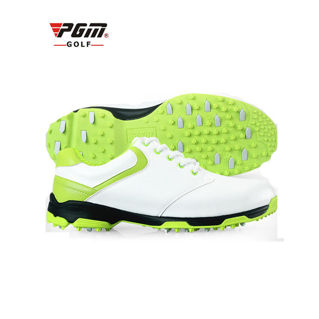 bbb9327da5c5 Ultra Shoes Special Offer 2018 New Genuine Pgm Golf Shoes Design Patent  Anti-skid Spikes Female Models Breathable Waterproof