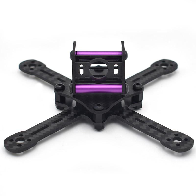List T 114 110mm 110 Carbon Fiber Frame Kit Mini Light For