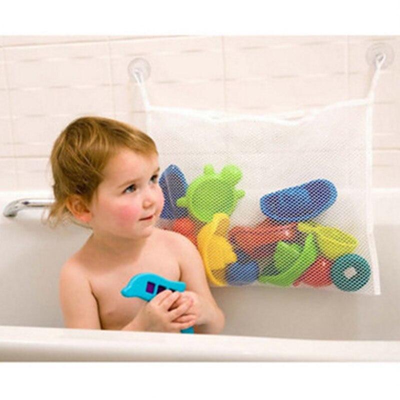 Big Baby Toys Storage Bags Creative Folding Toy Bag Bath Bathtub ...