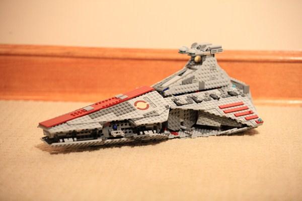 05042 New Star War Series Republic Fighting Cruiser Set Building Blocks Bricks Educational Toys Compatible With bricks 8039