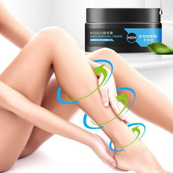 Unisex Herbal Permanent Hair Removal Cream Stop Hair Growth Inhibitor Remover Hair Removal Cream