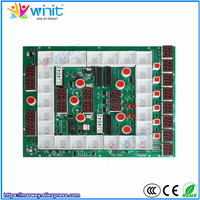 Marwey Mario slot game board popular coin operated casino PCB circuit game board for slot game machine