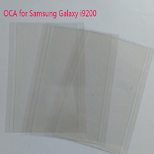 """Free Shipping 6.3"""" inch OCA optical clear adhesive. double side sticker for Samsung Galaxy Mega 6.3 i9200. 250um thick 10pcs"""