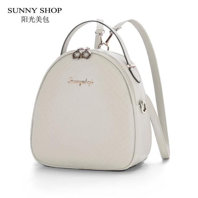 SUNNY SHOP Korean Style School Backpacks Small Preppy School Bags For Teenage  Girls Plaid Backpack For back to school bagpack 70e832b285b15