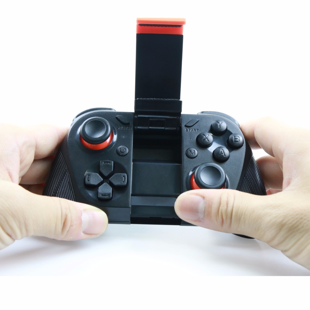 Hot!MOCUTE Wireless Bluetooth Games Handle 3.0 Controller Dual Joystick for Iphone and Android System & Laptop and VR 3D Glasses 18