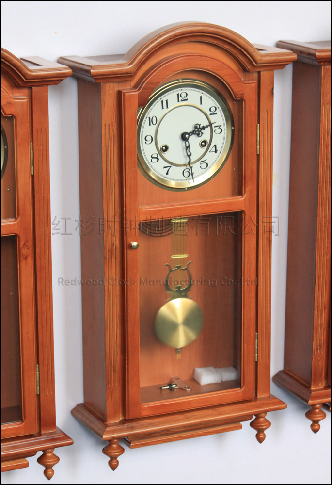 Aliexpresscom Buy European wood wall clock pendulum Tuo living