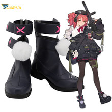 Girls Frontline Mp7 Cosplay Shoes Custom Made Boots frontline