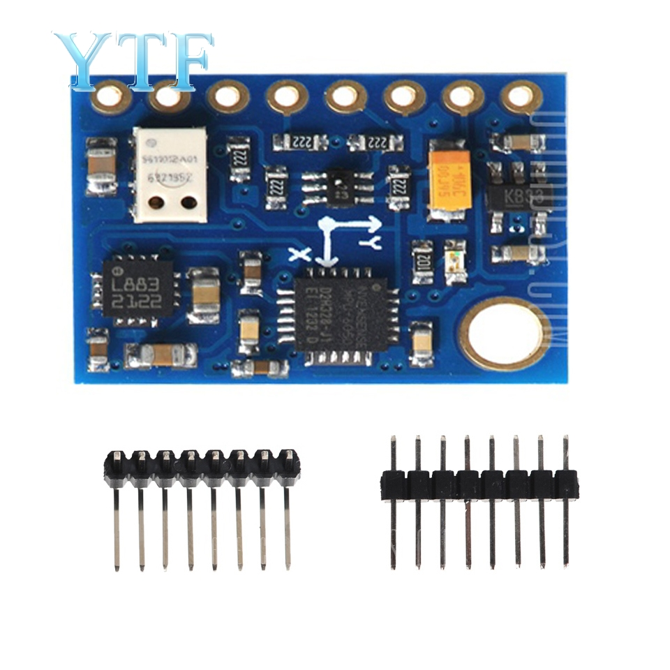 GY-86 3-Axis Magnetic Gyroscope Accelerometer MWC Field Altitude Sensor Module
