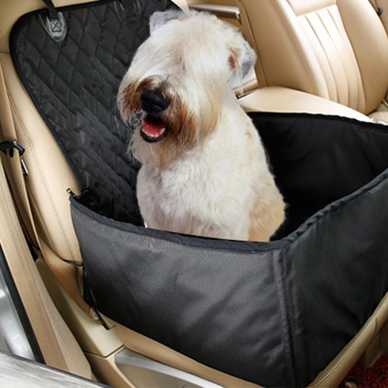 LumiParty Car Rear Back Seat Cover Blanket For Pet Dogs Waterproof Cushion Bench Protector 30 In Houses Kennels Pens From Home Garden On