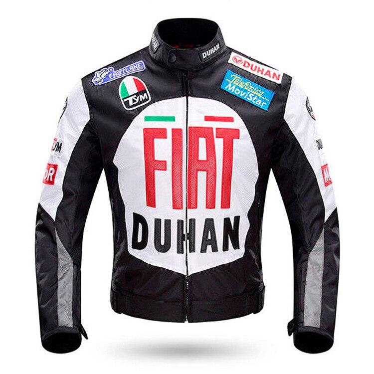 Costume de course de moto Anti chute coupe-vent costume FIAT Cross Country moto vêtements d'équitation pour hommes taille M-XXL - 2