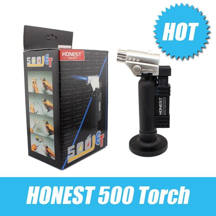 EHRLICH 500JET Taschenlampe, gas fackel/NEUE Chef Brulee Lötlampe Jet-Flame Torch Kochen Löten Schweißen Löten fackel leichter