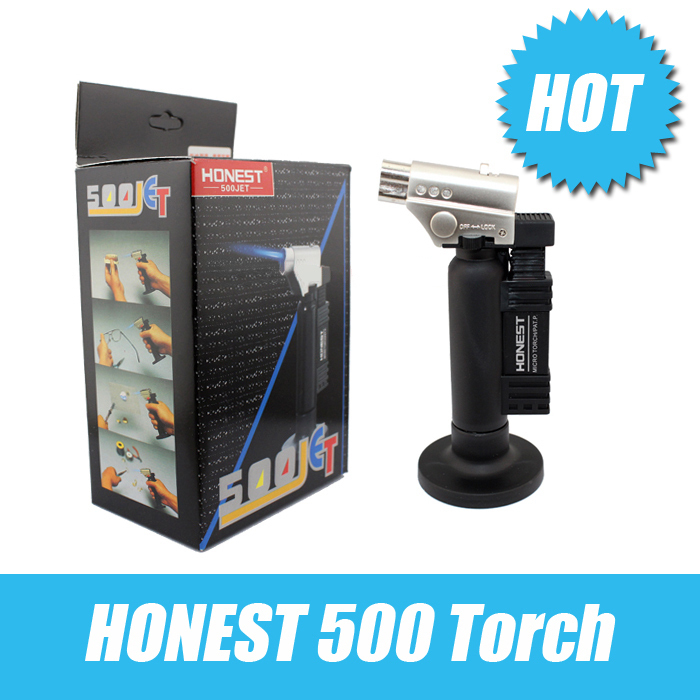 HONEST 500JET Torch,gas Torch /NEW Chef Brulee Blowtorch Jet Flame Torch Cooking Soldering Welding Brazing Torch Lighter