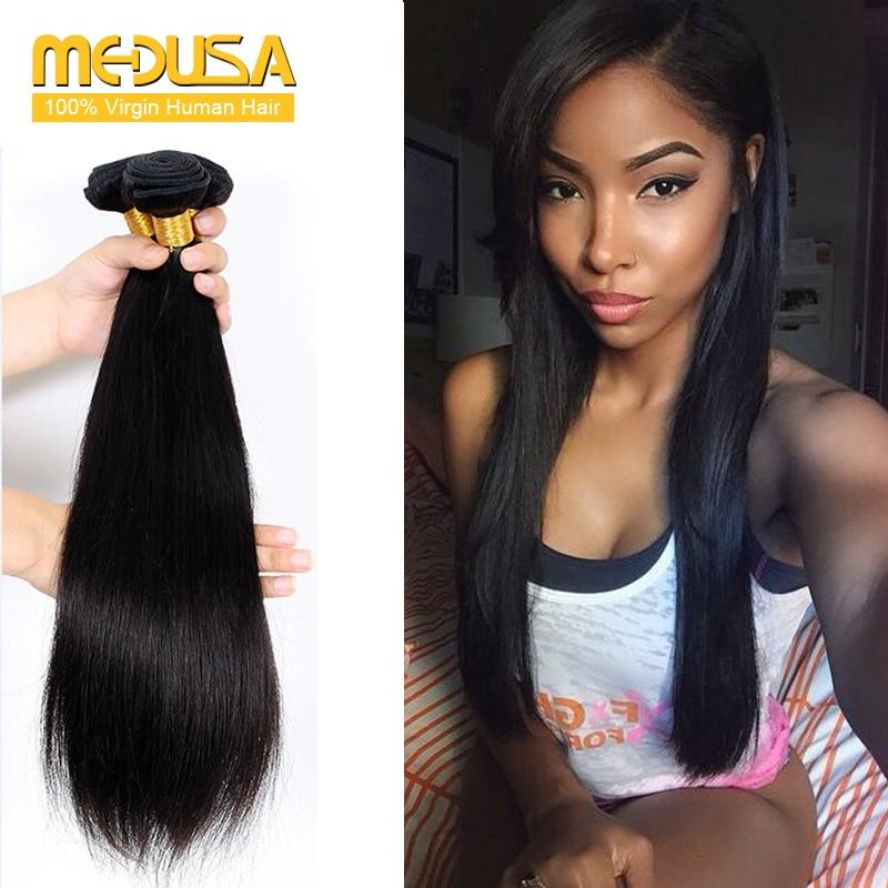Comparar preos de medusa hair extensions compras on line medusa empresa 10a cabelo brasileiro grau em linha reta cabelo 3 pcs brasileiro do cabelo virgem pmusecretfo Gallery