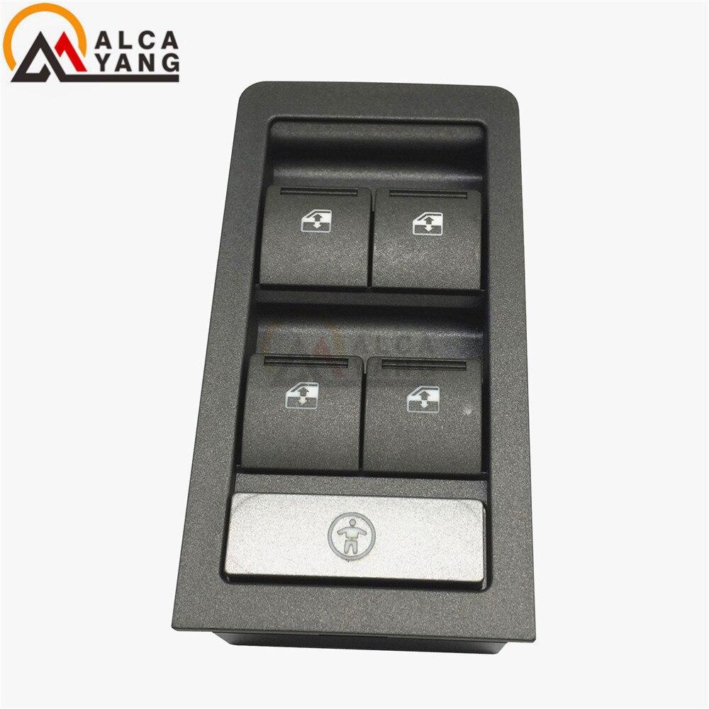 13 контакты Мощность окна Управление основной коммутатор 92111628 для Holden Commodore Vy Vz Ss Ute 4 Buttons2002 2003 2004 2005 2006