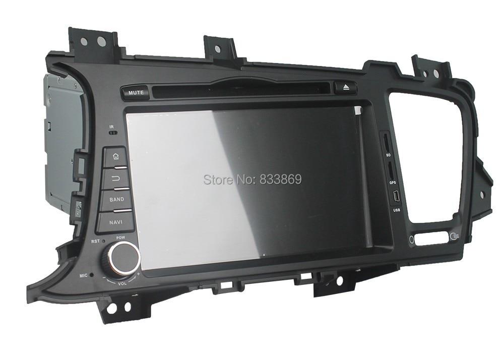 8 Quad Core Android 6 0 Car GPS Navigation For KIA Optima K5 Stereo DVD Player