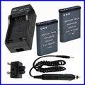 Battery (2-Pack) and Charger for Nikon EN-EL23,EN EL23 ENEL23 and Nikon Coolpix P600 P610 P610s P900 P900s S810c Digital Camera
