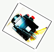 New Original 5.6A 1KW 4.8NM 2000rpm Brake HG-SR102BJ+MR-J4-100B Oil seal AC Servo Motor Drive Kit HG-SR102BJ + MR-J4-100B