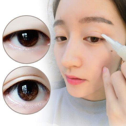 Stealth double-fold eyelid shadow sticker cream Instant Eye Lift Double Eyelid 5 minutes beautiful eye