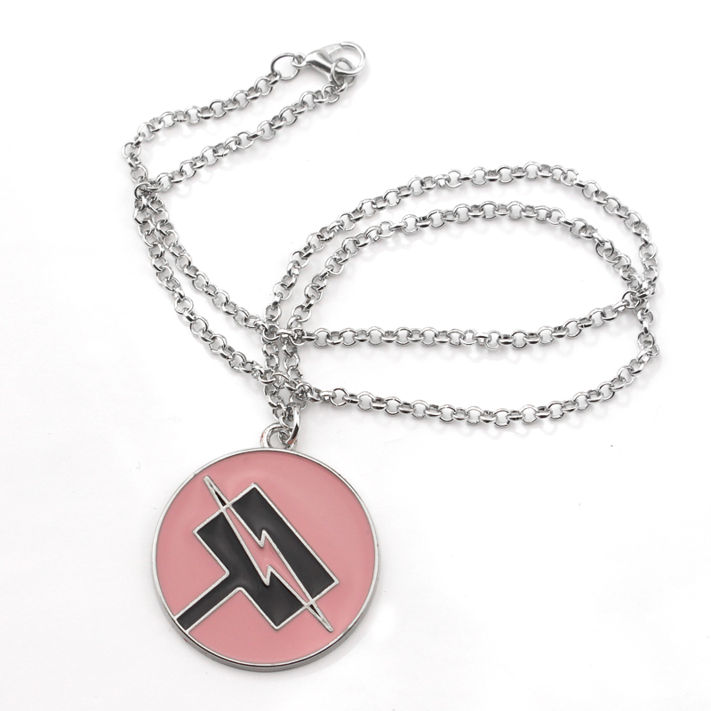 Cross Necklace RWBY-Cosplay Unisex Key Holder Chain Pendant Religious Jewelry Chokers