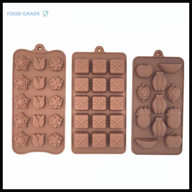 moule силикона chocolat